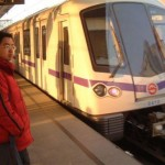 New metro line impressed passengers