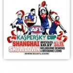 AFL Finals Live in China