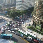 Traffic conditions worsen during National Day celebration