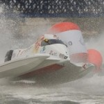 China Team took second and third place in the Powerboat Championship
