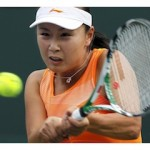 Peng Shuai to play in Wimbledon Quarterfinals