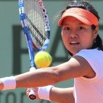 Li Na reaches the second round of Wimbledon