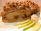Grandmas apple crumble pie