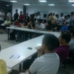 Great turnout at the first shenzhen startup tuesday!