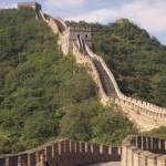 Chinese archaeologists uncovered multiple sections in the Great Wall of China