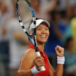 Li Na to play in the London Olympics