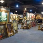 Oil painting expo to attract visitors to Guangzhou's Canton Fair