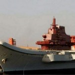 Chinese aircraft carrier to do second sea trial