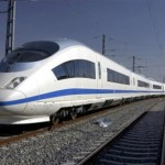 Section of the high speed railway to open by december