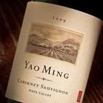Yao Ming to bring California wine to China