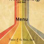 Rapscallions menu