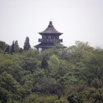 Climbing the Nanshan Mountain