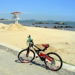 New cycling and hiking tracks opened in Shenzhen