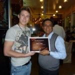 The January/February Restaurant of the Month Award goes to - Little India at Coastal City