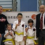 Fusion Martial Arts Club Judo Team