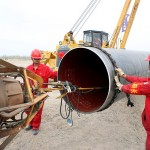City to Start Using Natural Gas Imported from Central Asia