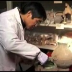 5,300 Year Old Pottery Statue Successfully Restored by Archaeologists