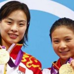 Shenzhen Diver Wins Gold Medal in Synchronized Diving Event