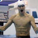 China Takes Home Two gold Medals in Swimming