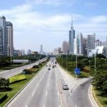 Shenzhen's Beihuan Boulevard Transformed into a Smart Road