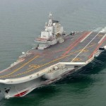 China's First Aircraft Carrier Commissioned for Service