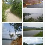 Bike Trip Around Xili lake on 24th of November