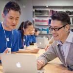 Residents Flocked as Apple Opens its Seventh Store in Shenzhen