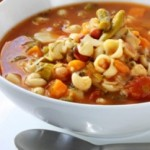 nogogo.com: Recipe of the Week - Great Vegetables Minestrone Soup