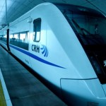Newly Opened High Speed Rail Poses No Threat to Airline Companies