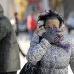 Cold Weather to Greet Residents this New Year