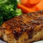 nogogo.com - Recipe of the Week: Honeyed Pork Chops