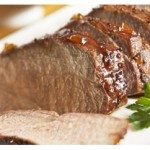 nogogo.com - Recipe of the Week: Chili Rubbed Pork Tenderloin With Apricot Ginger Glaze