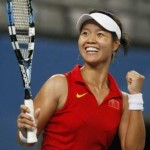 Li Na Advances to the Second Round of the Australian Open