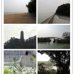 Bike Trip to Nansha Wetland Park on the 9th of March