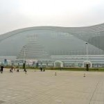 Largest Stand Alone Structure Opens in Chengdu