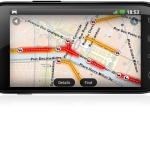 New Version of Mobile Traffic App Provides Real Time Traffic Information