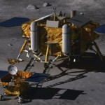 Lunar Mission Delcared a Success as Rover Sent Back Pictures of the Moon Landing