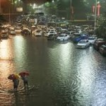 Yesterday's Rainfall Forced Flights to be Cancelled and Flooded Several Areas in the City