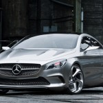 Mercedes Benz to Highlight New Models in this Year's Auto Show