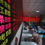 Chinese Stocks Showed Biggest Gain in Two Months Against Weak Economic Data